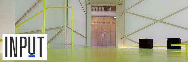 Colaboración con la revista de arte contemporáneo Input