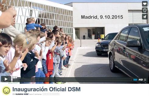Producción audiovisual para el Colegio Alemán de Madrid