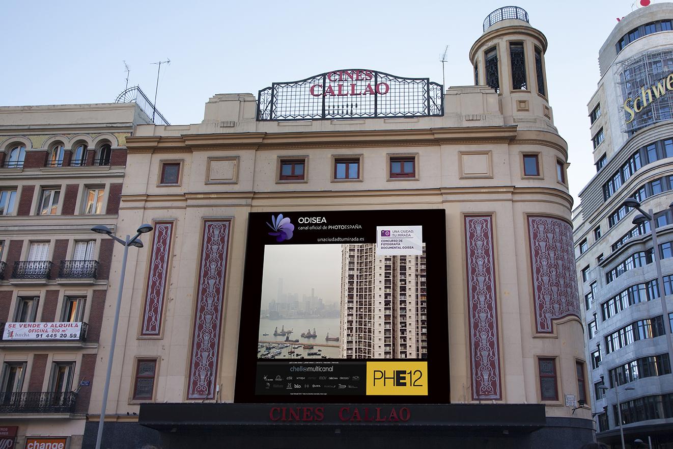 """Fotografía ganadora del concurso """"Una ciudad tu mirada"""" de Odisea en colaboración con Photoespaña 2012"""