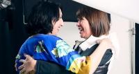 Making of del rodaje de Mabel Lozano para el Premio 'Mujeres que triunfan'