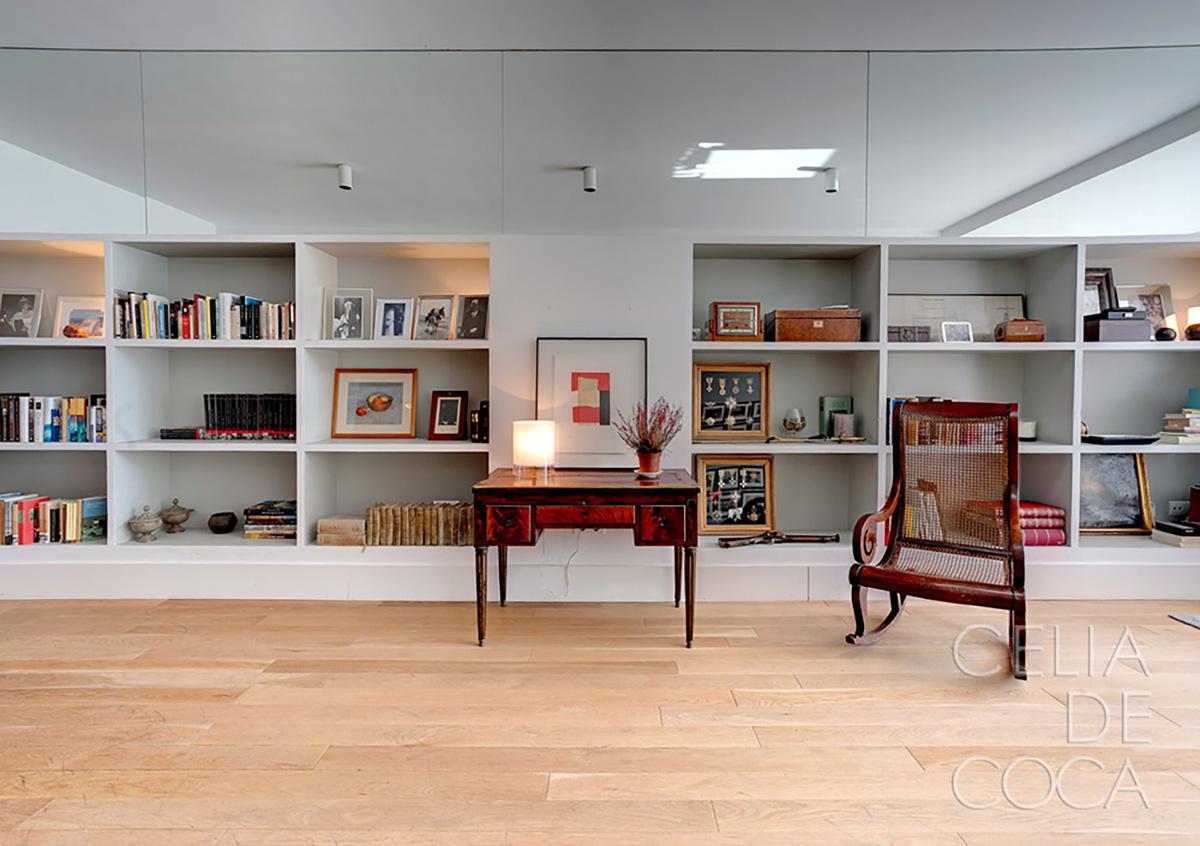 Celia de Coca fotografía una casa diseñada por el arquitecto Jaime Milans del Bosch