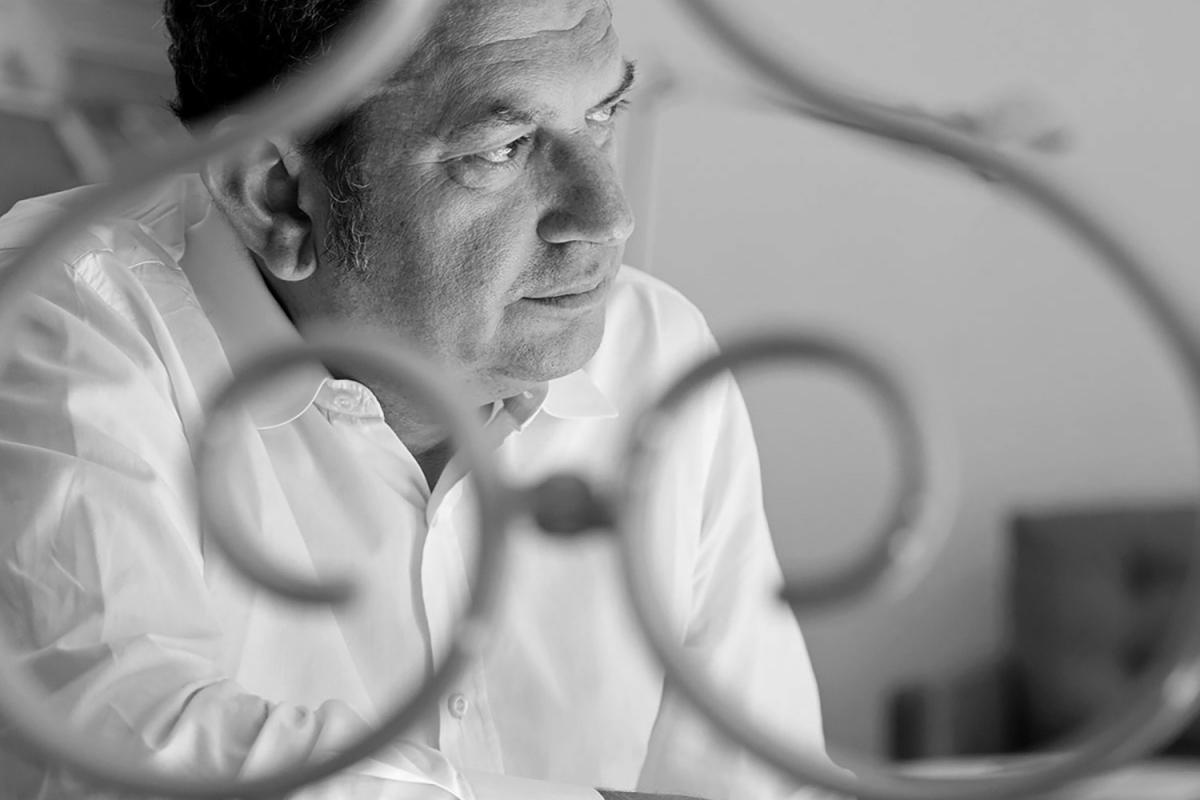 Entrevista a Iñaki Ábalos para la Revista Input - Fotografía Celia de Coca