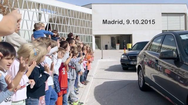 Inauguración oficial del Nuevo Colegio Alemán de Madrid - DSM Offizielle Einweihung