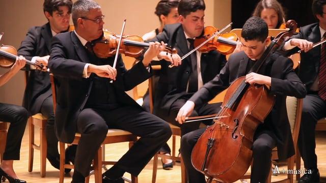 Max Bruch - Kol Nidrei para Chelo y Orquesta Op. 47 - Auditorio Nacional de Música