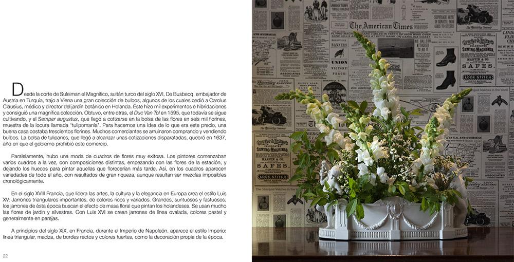 Presentación del libro 'Pasea, coge y crea' con fotografías, diseño y maquetación de Celia de Coca