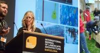 Johanna Gibbons – Liza Fior – Neil Davidson – VIII Bienal Internacional de Arquitectura de Paisaje en Barcelona por Celia de Coca