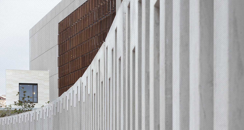Juzgados Plasencia - MMN arquitectos - celia de coca