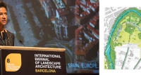 Margarita Jover – VIII Bienal Internacional de Arquitectura de Paisaje en Barcelona por Celia de Coca