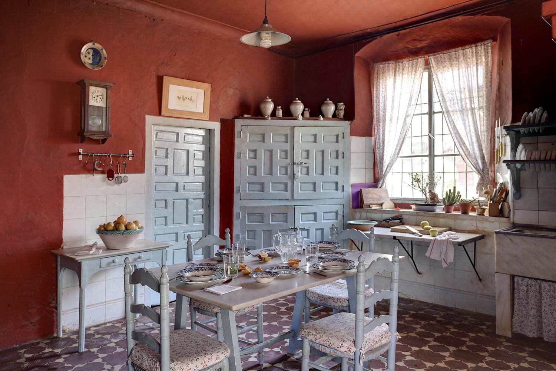 cocina y comedor - celia de coca