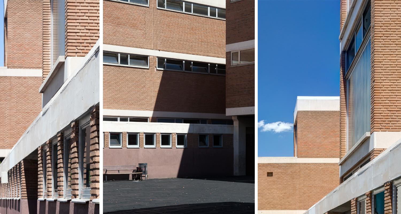 antiguo colegio alemán madrid - fotografia arquitectura - celia de coca