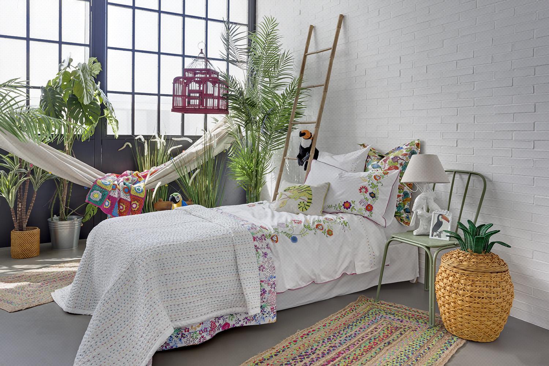 dormitorio tropical industrial loft - fotografia interiorismo - fotografia decoracion - celia de coca_002