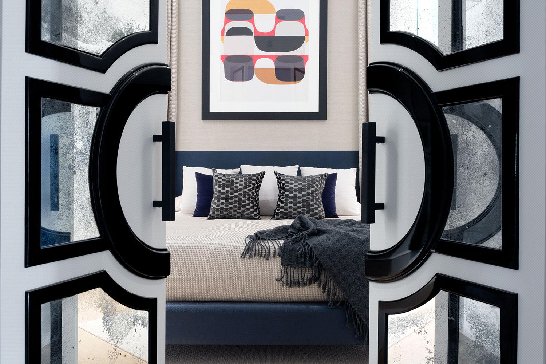 dormitorio classic art deco - fotografia interiorismo - fotografia decoracion - celia de coca