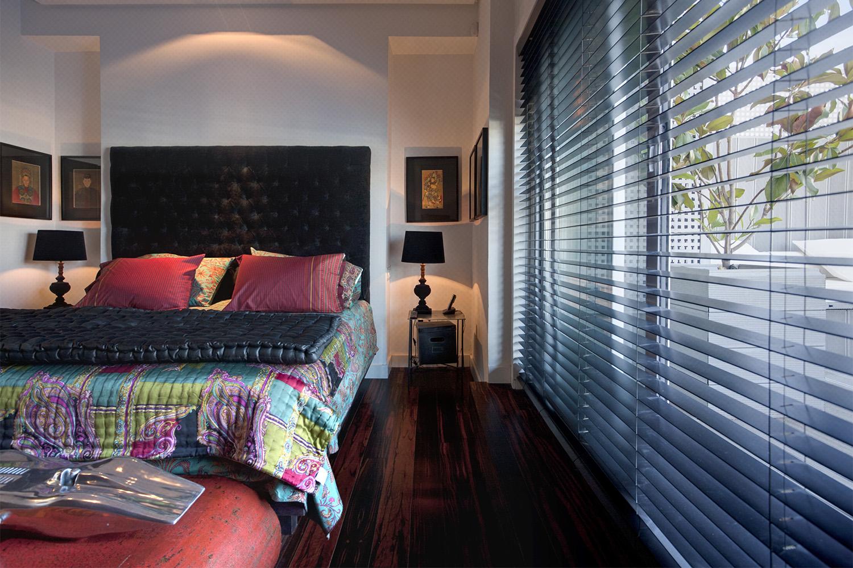 dormitorio masculino estores – fotografia interiorismo – fotografia decoracion – celia de coca