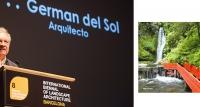 Germán del Sol – VIII Bienal Internacional de Arquitectura de Paisaje en Barcelona por Celia de Coca