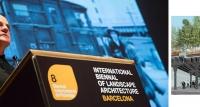 James Corner – VIII Bienal Internacional de Arquitectura de Paisaje en Barcelona por Celia de Coca