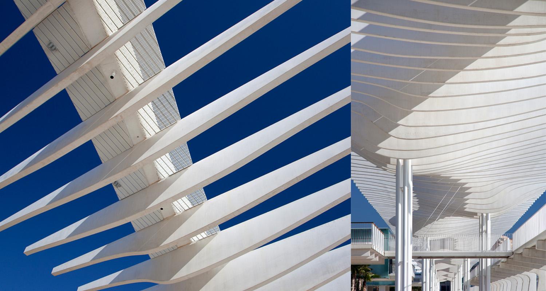 muelle uno L35 málaga - fotografia arquitectura - celia de coca