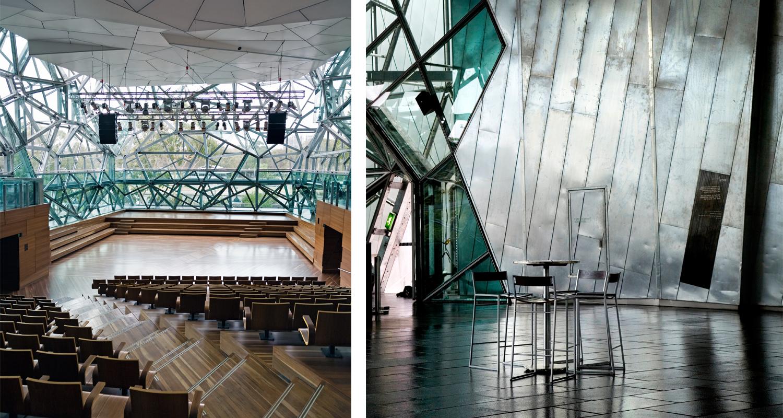 Melbourne Recital Centre · Deakin Edge · ARM Architecture - fotografia arquitectura - celia de coca