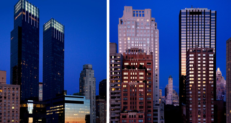 new york golden hour - fotografía arquitectura - celia de coca