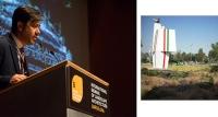 Pedro Camarena Berruecos – VIII Bienal Internacional de Arquitectura de Paisaje en Barcelona por Celia de Coca