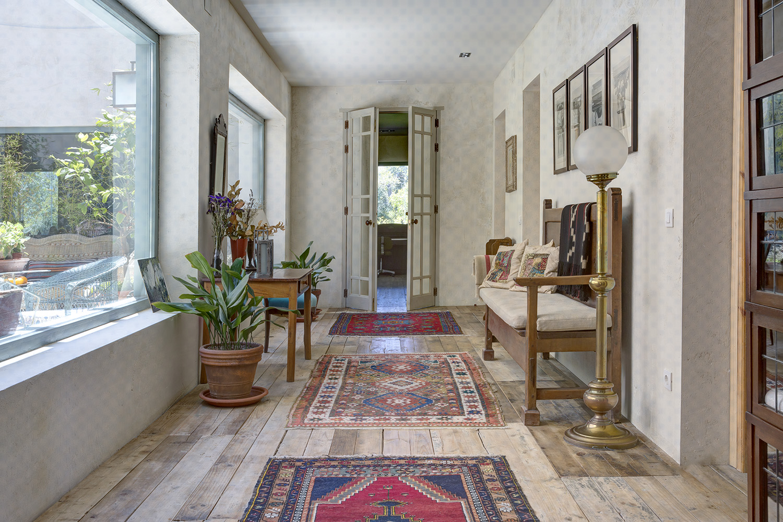 recibidor hall rústico chic - fotografia interiorismo - fotografia decoracion - celia de coca