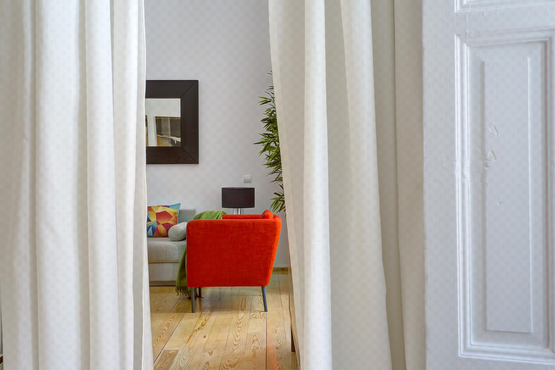 recibidor hall vintage chic parisien - fotografia interiorismo - fotografia decoracion - celia de coca