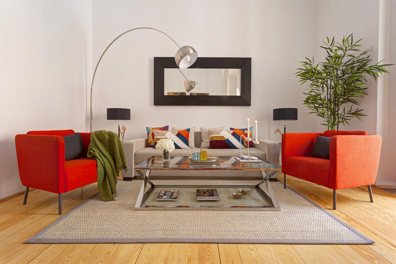 salon estar chic classic - fotografia interiorismo - fotografia decoracion - celia de coca