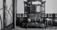 recibidor estar art nouveau – fotografia interiorismo – fotografia decoracion – celia de coca