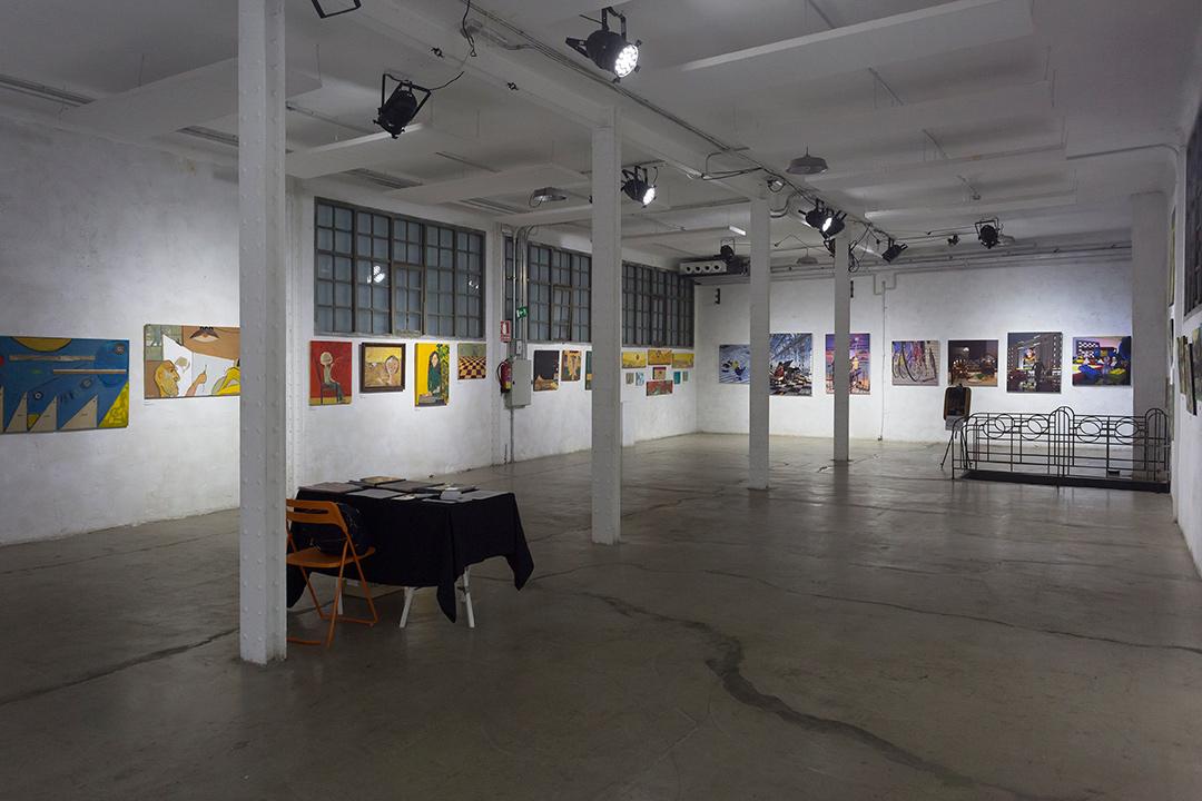 exposición colectiva Espacio Muelle 36, fotografía Celia de Coca
