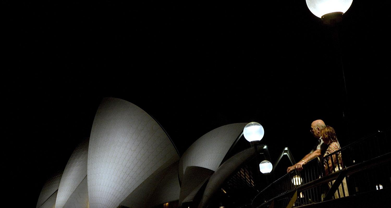 sidney opera house - fotografía arquitectura - celia de coca