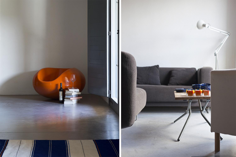 minimalista - años 60 - fotografia interiorismo - fotografia decoracion - celia de coca