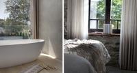 baño diseño vestidor – bañera exenta – fotografia interiorismo – fotografia decoracion – celia de coca