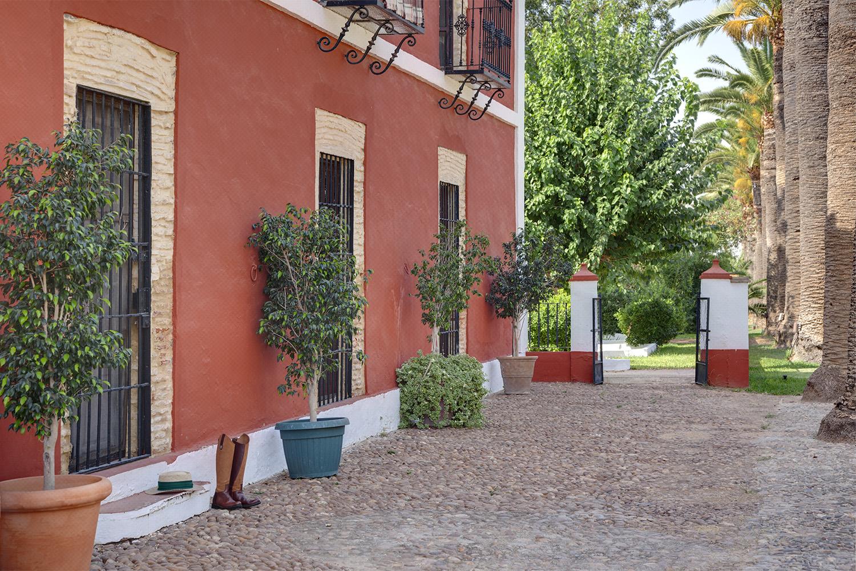 exterior jardín cortijo carmona - bertín osborne - fotografia interiorismo - fotografia decoracion - celia de coca