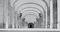 hospedería santa cruz Muguruza y Méndez – fotografía arquitectura – celia de coca