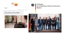 PASCH Embajador de Alemania Dold y Celia de Coca